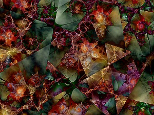 Free screensaver preview. Fractangles free screensaver has 3 dimensional cubes that tumble across your screen and build a beautiful image along with the music. The matching desktop theme is one of my favorite due to it